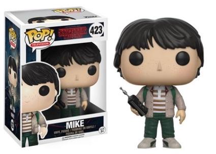 Funko Pop 423 Mike with Walkie Talkie