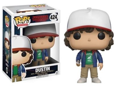 424 Dustin Stranger Things