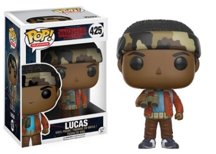 425 Lucas Stranger Things