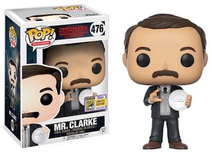 476 Mr. Clarke - 2017 San Diego Comic-Con