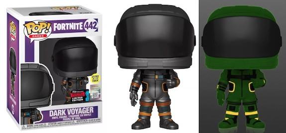 442 Dark Voyager Glow-in-the-Dark - New York Comic Con / Target