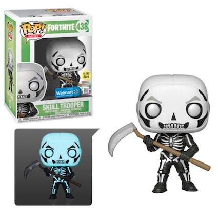 438 Skull Trooper Glow-In-The-Dark - Walmart