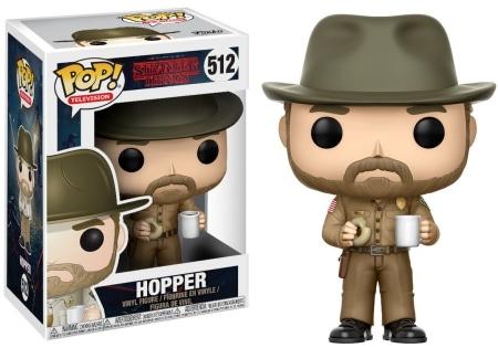512 Hopper with Coffee / Doughnut