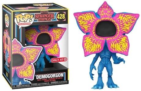428 Demogorgon Black Light - Target